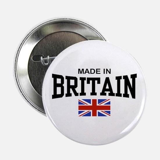 "Made In Britain 2.25"" Button"