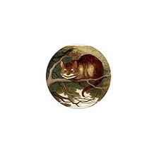 Funny Wonderland Mini Button