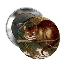 "Cute Tail 2.25"" Button (100 pack)"