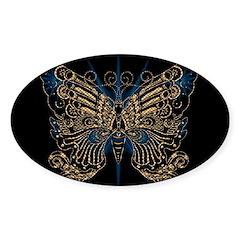 Flutter - Full Oval Decal