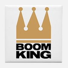 Boom King Tile Coaster