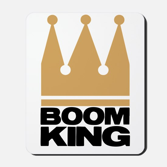 Boom King Mousepad