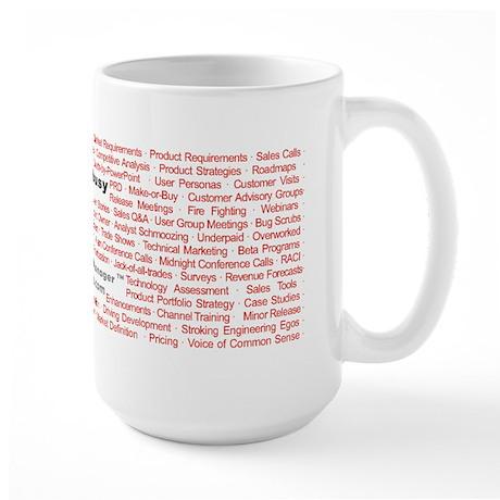 Product Management: I'm Busy - Large Mug