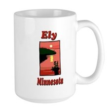 Ely Minnesota Mug