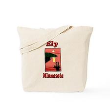 Ely Minnesota Tote Bag