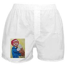 We Can Do It Monkey Boxer Shorts