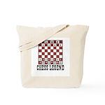 Chess Legend Tote Bag