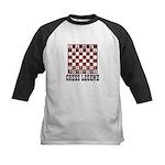 Chess Legend Kids Baseball Jersey
