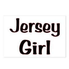 Jersey Girl Postcards (Package of 8)