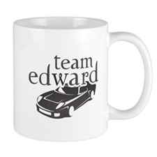 Team Edward Race Car Mug