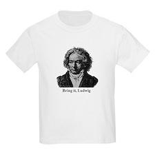 Cute Ludwig van beethoven T-Shirt