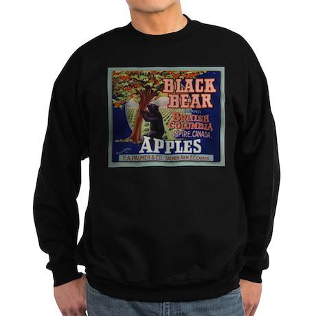 Vintage Fruit & Vegetable Lab Sweatshirt (dark)