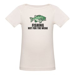 Fishing-Not for the weak Tee