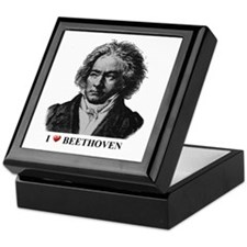 Unique Pianist Keepsake Box