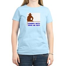 REAL COWBOYS HAVE CATTLE T-Shirt