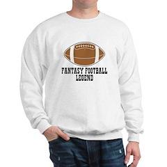 Fantasy Football Rocks Sweatshirt