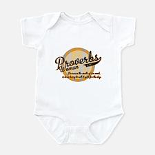 Proverbs Woman Infant Bodysuit