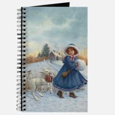 MARY HAD A LITTLE LAMB Journal