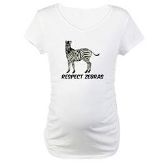 Respect Zebras Shirt