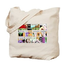 Flowers From Aldo Tote Bag