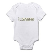 Garlic Makes Everything Bette Infant Bodysuit