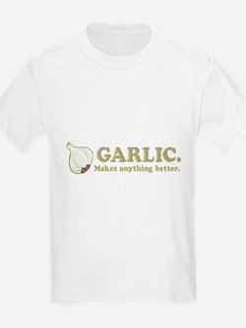 Garlic Makes Everything Bette T-Shirt