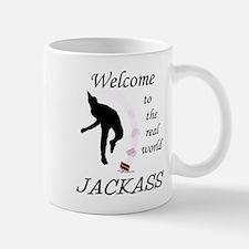 Welcome To The Real World Mug