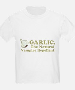 Garlic Vampire Repellent T-Shirt