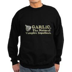Garlic Vampire Repellent Sweatshirt