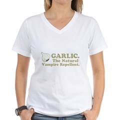 Garlic Vampire Repellent Shirt
