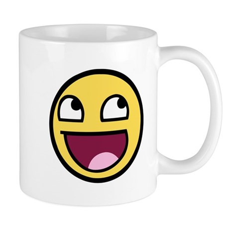 Awesome Smiley Mug