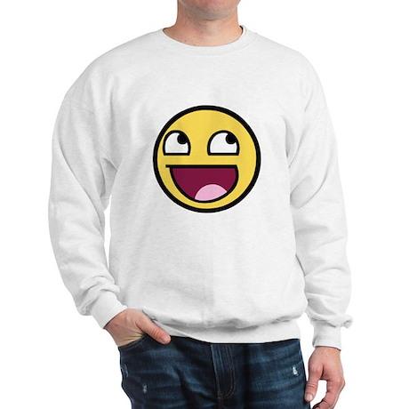 Awesome Smiley Sweatshirt