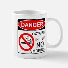 Oxygen in Use Mug