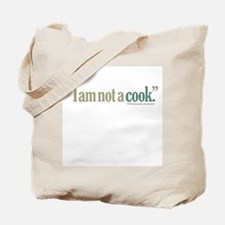 Not A Cook Tote Bag