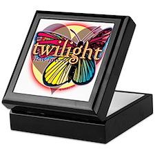 New Moon Butterfly Heart Keepsake Box