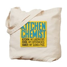 Kitchen Chemist Tote Bag