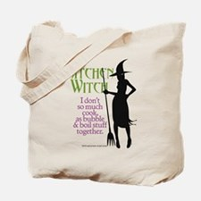 Kitchen Witch.2 Tote Bag