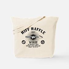 Riff Raffle Tote Bag