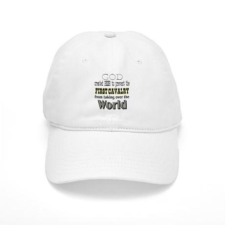 1st Calvary Division Beer Cap
