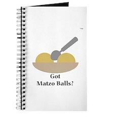 """""""Got Matzo Balls?"""" Journal"""