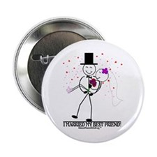 "I Married My Best Friend 2.25"" Button"