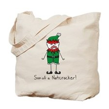Son of a Nutcracker Tote Bag
