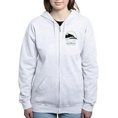 Mad Bird Design Women's Zip Hoodie