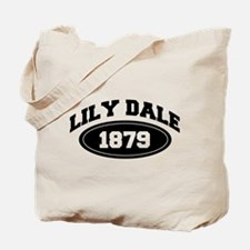 LILY DALE 1879 Tote Bag