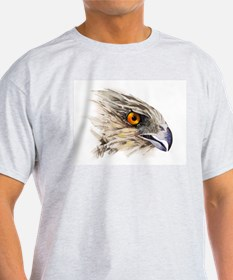 Cooper Hawk Face T-Shirt