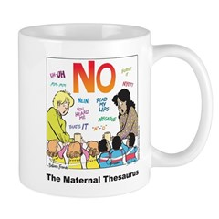 Maternal Thesaurus Mug