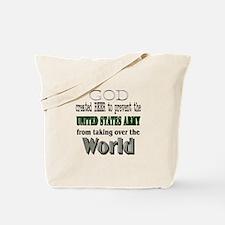 Army Beer Tote Bag