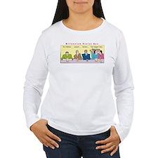 Millennium Status Quo Women's Long Sleeve T-Shirt