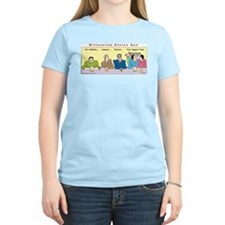 Millennium Status Quo Women's Light T-Shirt