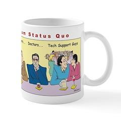 Millennium Status Quo Mug